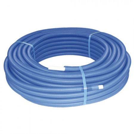 Tube MC gainé simple bleu